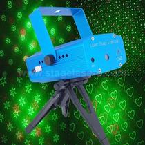 Projetor De Luz Holografico A Laser Ativa Por Som Da Festa