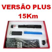 Nova Caneta Laser Pointer 532nm + 18650 + Carregador. 30000