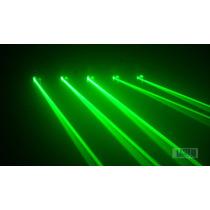 Scan Laser Verde 5 Saídas, Dmx, Multi Raios, Eventos
