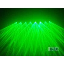 Laser Show 8 Saidas Verde 30mw