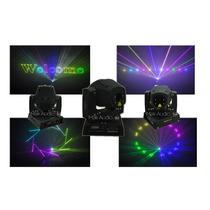 Moving Laser Rgb600-grafico-animado+nf+garantia+envio Imedia