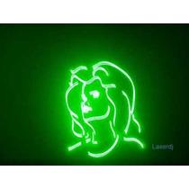 Laser Show 500mw Verde Animação