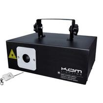 Laser Dmx 140i V2 Profissional Verde E Vemelho C/ Sensor Som