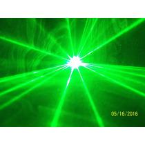 Laser Show 50mw Verde Dmx-semi Novo-iluminação Dj Festas
