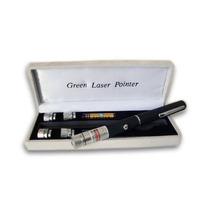 Caneta Laser Pointer Verde 3000mw + Frete Grátis Kit Competo