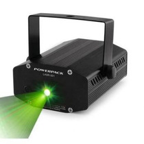 Projetor Laser Powerpack Lasr-501 Preto
