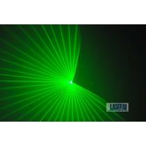 Laser Verde 500mw Animação