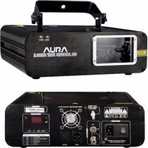 Laser Show Dj Multi Raio 510 Mw Profissional 3 Cores Dmx