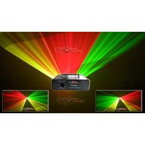 Laser Show L838 Rgy Completo + Software Desenha Escreve Pc