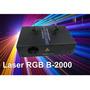 Laser B 2000 Rgb Raios E Graficos É Na )) G.y Iluminação ((