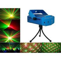 Projetor Holográfico Led Laser Para Festas Efeitos Especiais