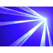 Laser Show Azul 300mw Dmx, Áudio-rítmico, Bivolt