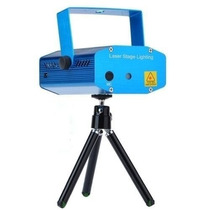 Mini Laser Projetor Holográfico Coração Estrela
