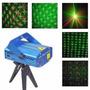 Projetor Laser Holografico Canhão Efeitos 3d Especiais Festa