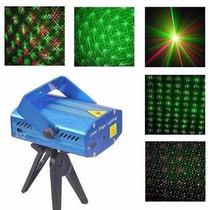 Projetor Laser Holografico Canhão Festa Efeitos 3d - V58