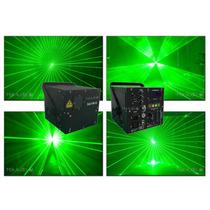 Laser Show Sa1w Verde 1w+grafico, Animado,completo+software