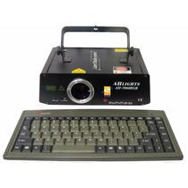 Laser Rgb 7 Cores Dmx Aitvado Pelo Som Veja Video 5060 -rgb