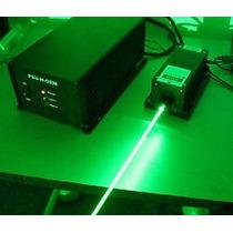 Diodo Laser Verde 2 Watts (2000mw) 12x Sem Juros - Somtec