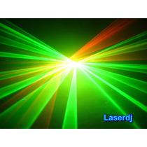 Laser Show 2 Saidas Verde E Vermelho