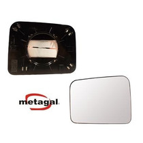 Lente Retrovisor Metagal D20 Tds - Fiorino 97/10 - Metagal