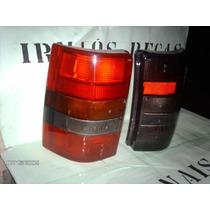 Lanterna Omega 93 94 95 96 97 98 Traseira Gls E Cd Tricolor