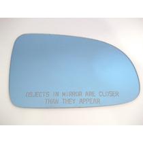 Par Lente Azul Para Retrovisores Golf 2002/...