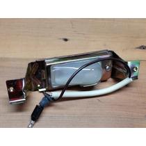 Luz Placa Traseira Ford Maverick Lanterna Parachoque Lente
