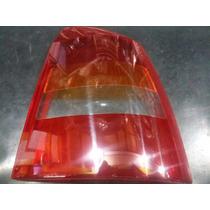 Lente Lanterna Traseira Astra 98/02 Sedan Tricolor Original