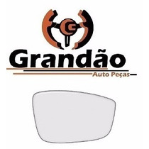 Lente Espelho Retrovisor Polo 2003 2004 2005 2006 2007 Esq
