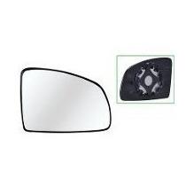 Lente Espelho Retrovisor Celta 2008 C/ Base Lado Esquerdo