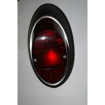 Lanterna Traseira Fusca Sedan 1200/1300 Com Carcaça