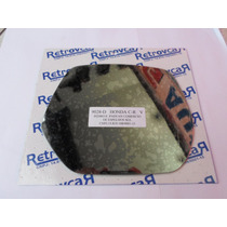 Lente Espelho Retrovisor Honda Cr-v 2009/2012