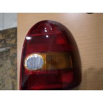 Lanterna Traseira Gm Corsa Wind Hatch 2 Portas 94/99 Acrilic