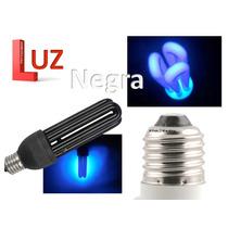 Lâmpada Fluorescente Luz Negra 3u 28w 220v