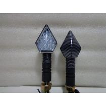 Pisca Led (par) Sp3038 Carbono Fazer Twister Cb500 Bandit