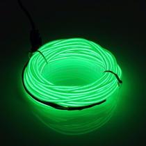 Fita Fio Linha Led Neon Luz Ambiente Moldável