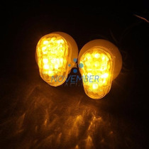 Piscas Setas Embutir Led Carenagem Yamaha R1 R6 Xj6