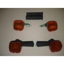 Pisca Honda Cb450 Dianteiro/traseiro Completo