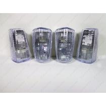 04 Lente Pisca Seta Mod Twister Cb 300 Cg 150 Cristal +lamp