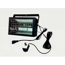 Super Strobo 300 Watts E 110 V, Efeito Camera Lenta Oferta