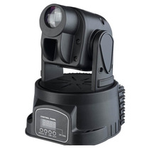 Mini Moving Head 15 Leds Dmx Efeito Luzes Festa Strobo