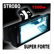 Strobo 1500w Flash Super Forte