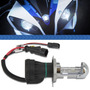 Kit Xenon Moto H4-3 8000k 6000k Bi Xenon Lampada Pra Para