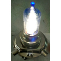 Lampada Farol H4 Moto Yes Intruder Super Branca * Xeron