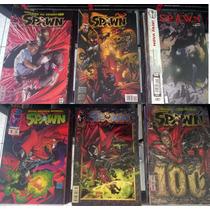Pack Nº 01 - Revistas Spawn Usadas 01 Ao 10 - Abril