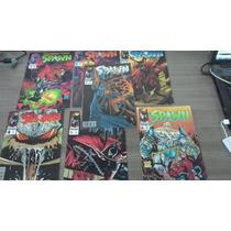 Spawn - Hqs - Gibis - Revistas Em Quadrinhos