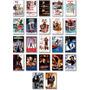 Posters James Bond 007 - Coleção Com 22 Imãs De Geladeira