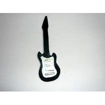 30 Lembrancinhas Guitarra Imã Em Biscuit
