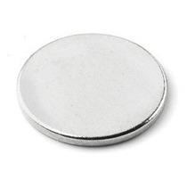 Super Ímã Neodímio 10 X 1,5 Mm Suporta 0,7 Kg 20 Pçs
