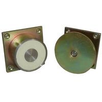Eletroima Porta Corta Fogo 50x28mm 24 Vcc